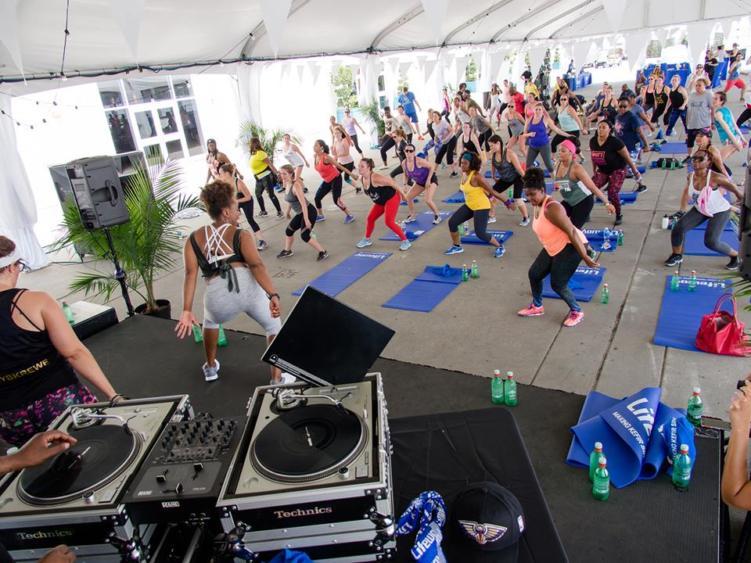 0b8aeece41bd Join in on New Orleans' Funkiest Fitness Program: Move Ya Brass