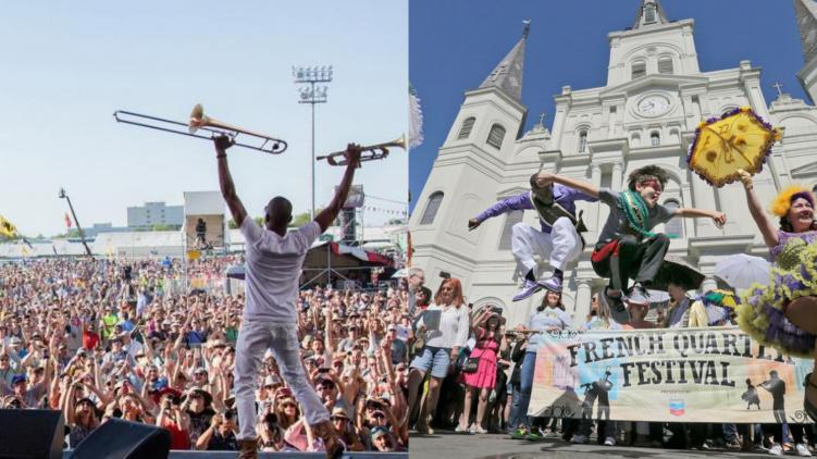 French Quarter Festival 2020.French Quarter Fest Will Run Back To Back Weekends With Jazz