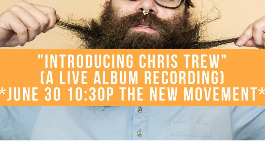 Chris Trew - Live Album Event