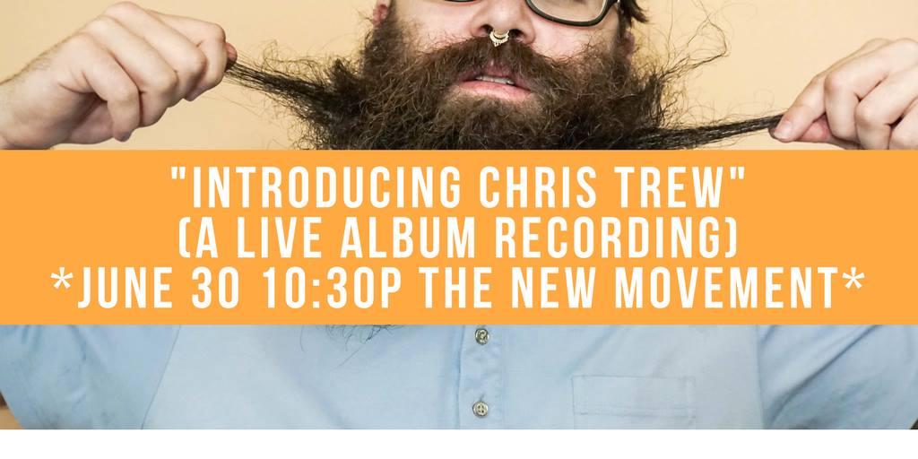 Chris Trew - Live Album Event