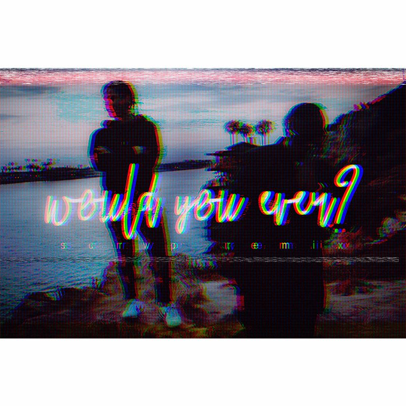 Skrillex & Poo Bear - Would You Ever [SCRVP Remix]