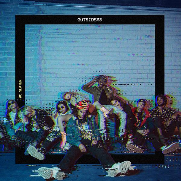 AC Slater - Outsiders LP