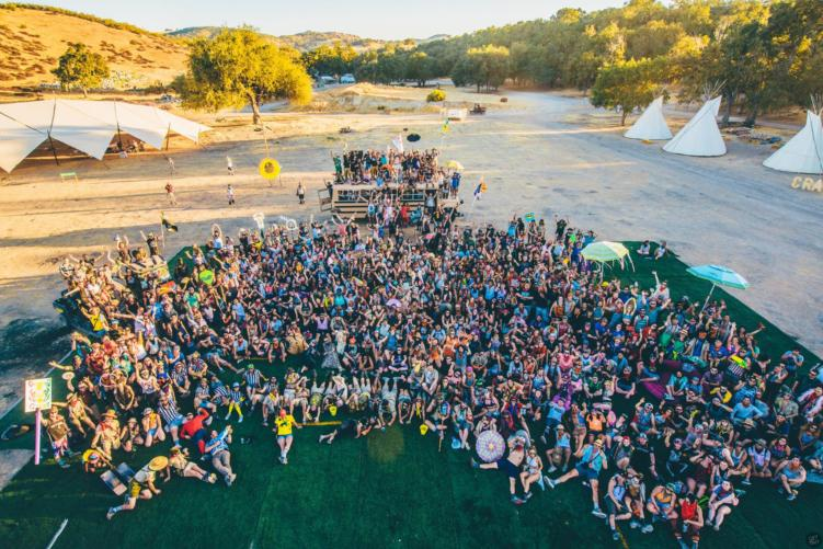 See Why Dirtybird Campout Was A Beautiful, Dusty, Summer