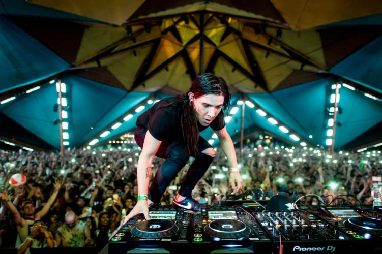 Skrillex States in Recent Interview: 'I Never Said I Was Making A