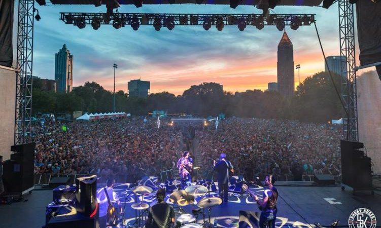 Shaky Knees in Atlanta