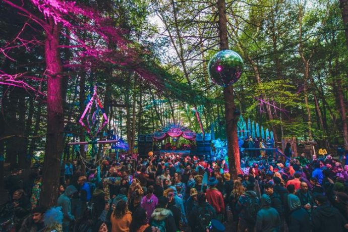 Glimpse into the Magic & Mayhem of Elements Music Festival