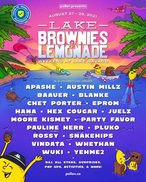 brownies and lemonade lake havasu